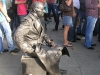 human-statue