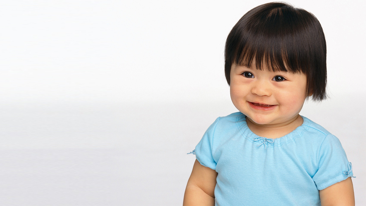 12 Cute Smiling Babies (Wallpapers) | Volganga