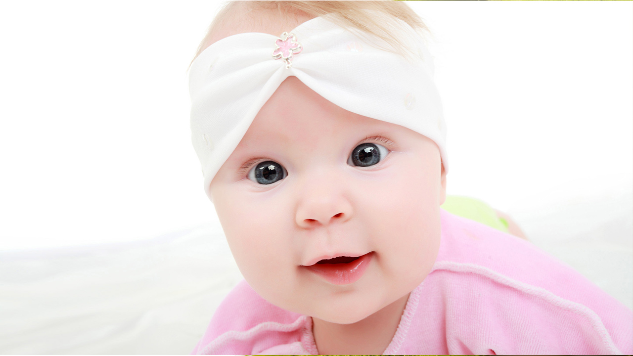 12 Cute Smiling Babies (Wallpapers) | Volganga
