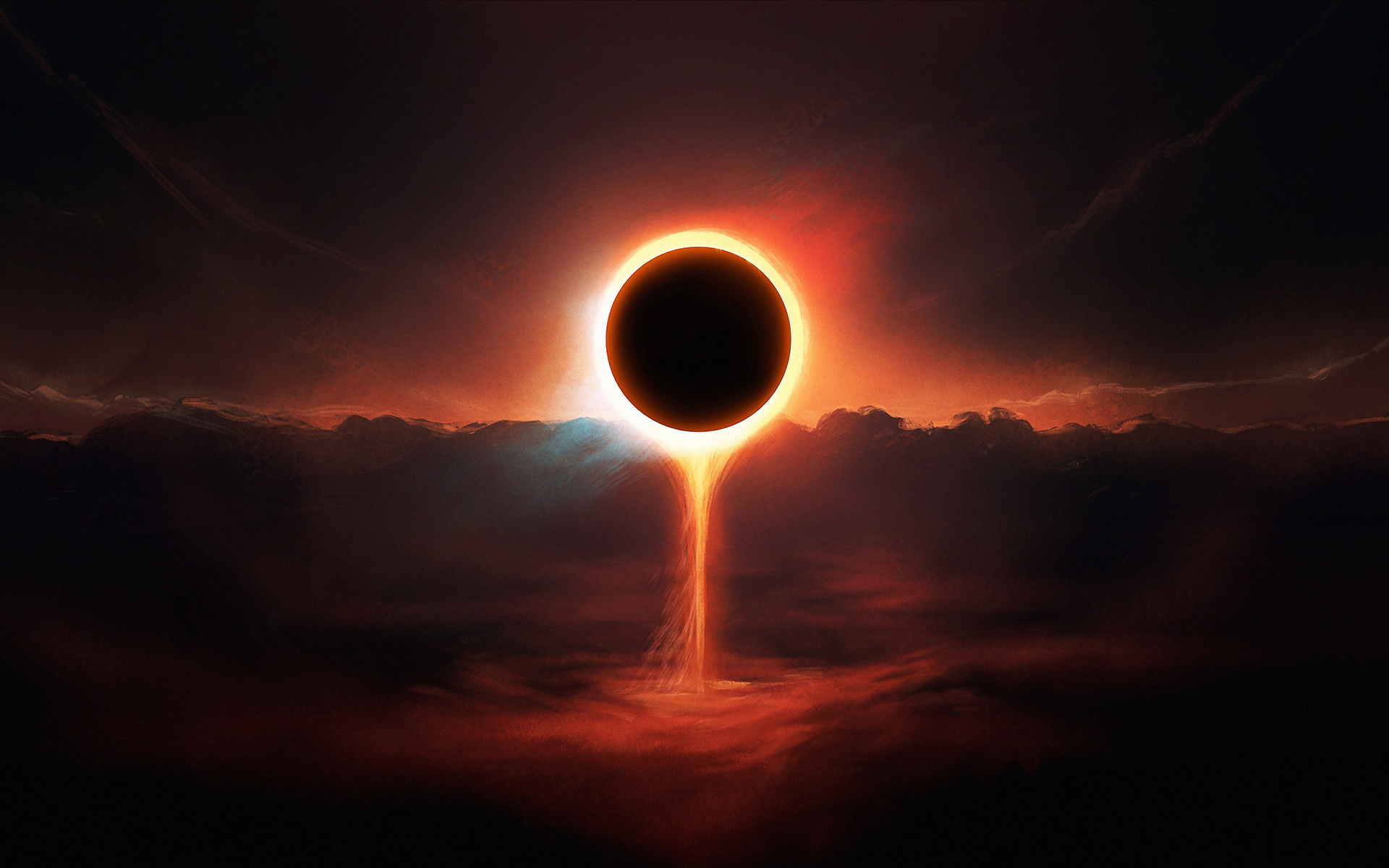 Solar Eclipse Hd Wallpapers Volganga