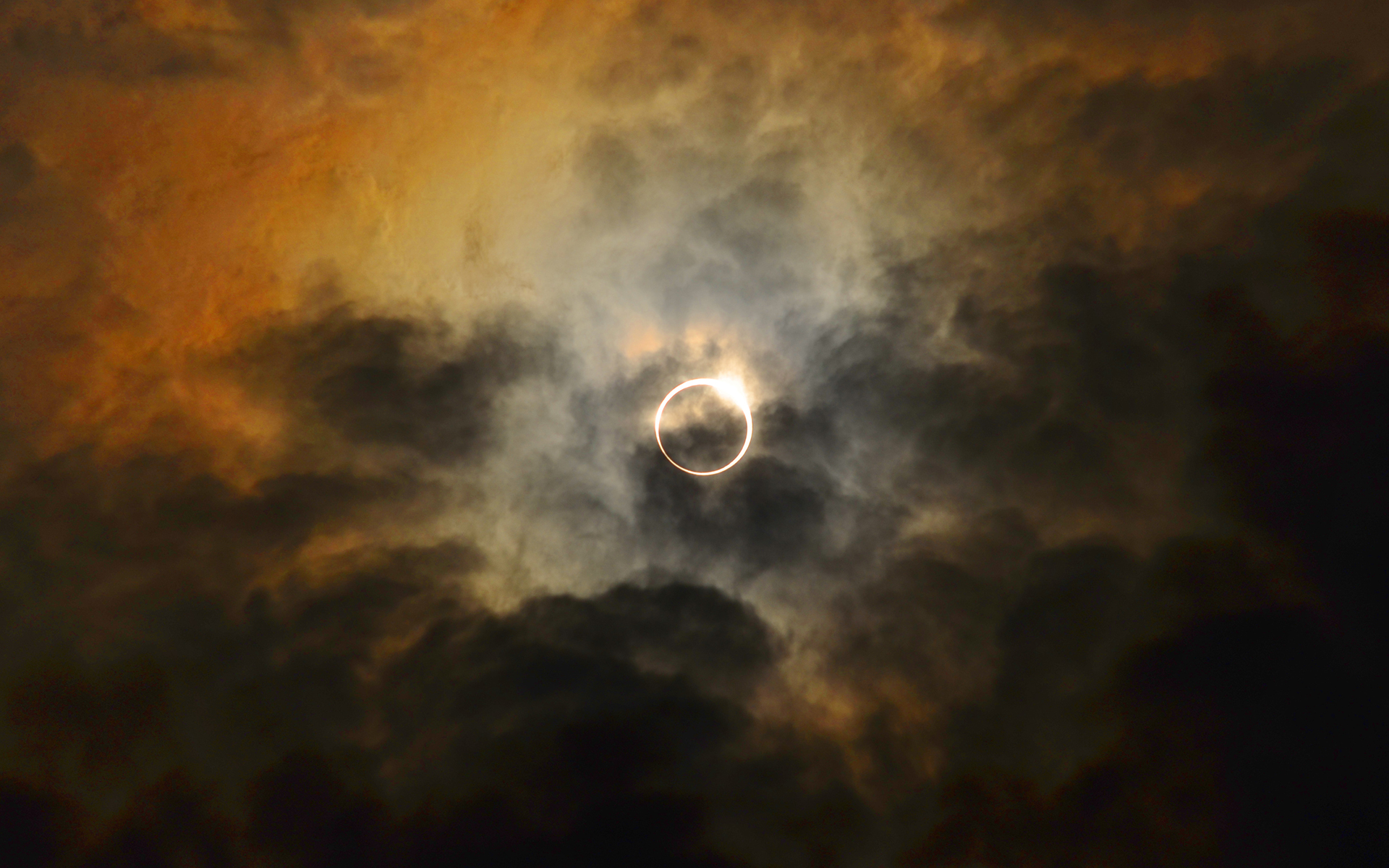 Solar eclipse