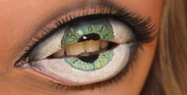 eye lips makeup