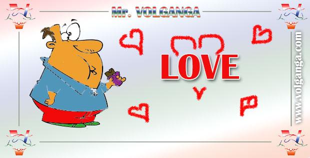 Mr. Volganga on Love