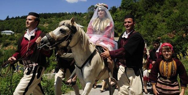 Wedding in Albania