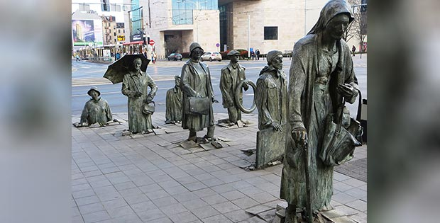 Anonymous passers by, Wroclaw, Poland