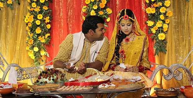 Wedding in Bangladesh