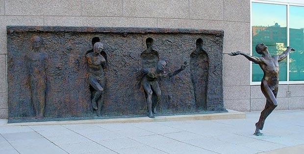 Break through from your mold, Philadelphia, Pennsylvania, USA