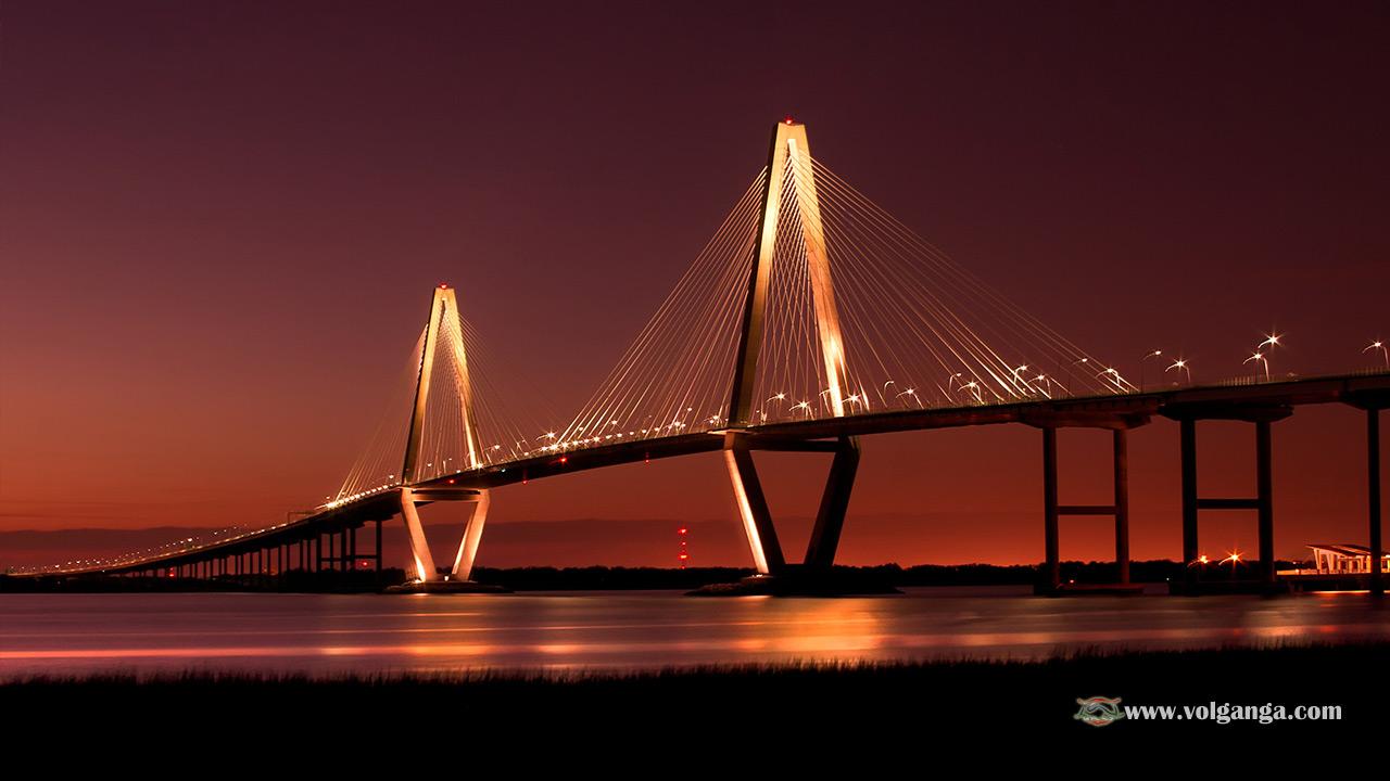Copper river bridge