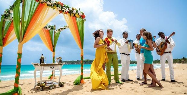 Wedding in Dominicana