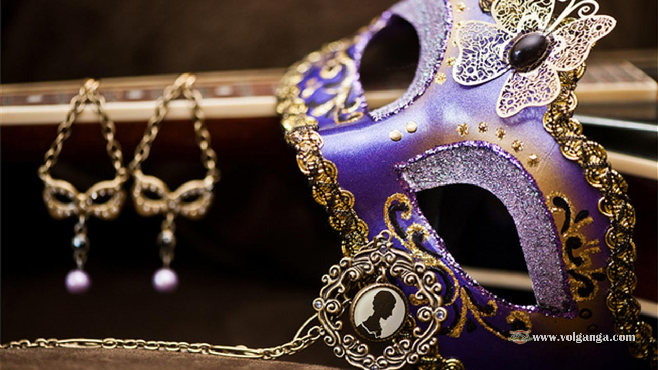 purple carnival mask wallpapers - photo #5