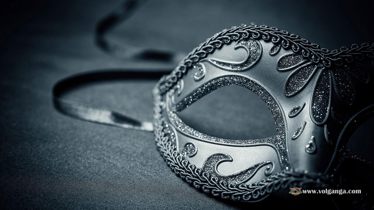 Enigmatic Masquerade Masks Wallpaper Collection