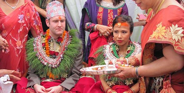 Wedding in Nepal