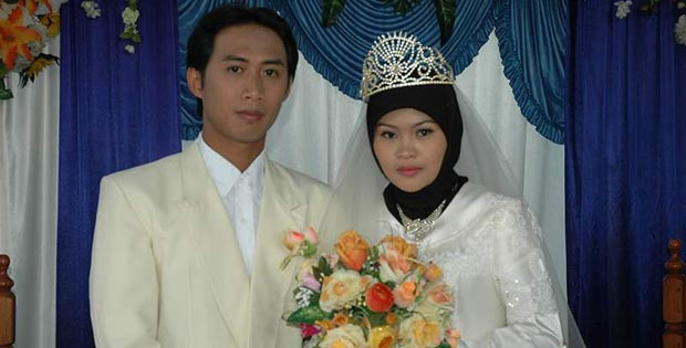 Wedding in Oman