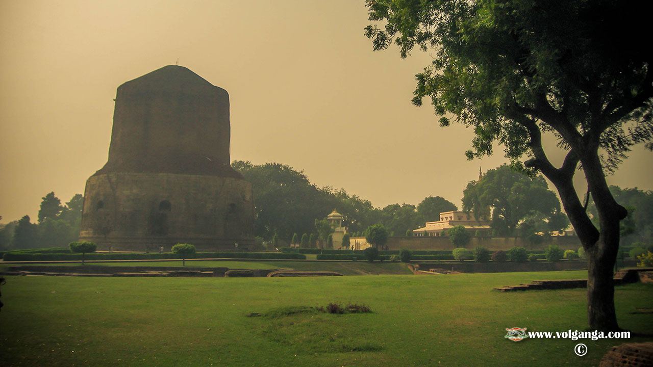 Stoop view at Sarnath