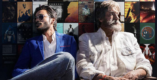 Shamitabh (2015). Bollywood film.