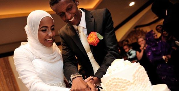 Wedding in Sudan