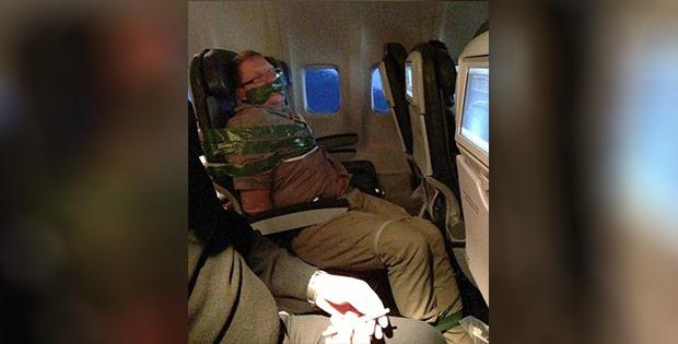 too much talkative passenger