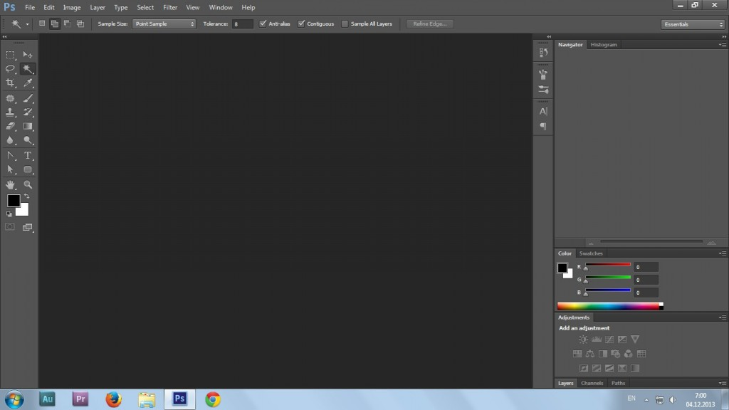 01. Gif animation in Photoshop CS6 tutorial