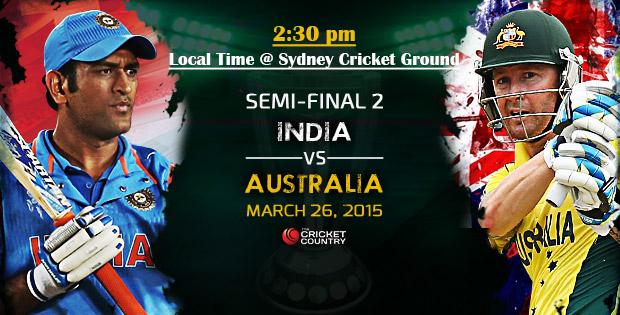 Cricket World Cup 2015: India vs. Australia funny Mauka Mauka ad
