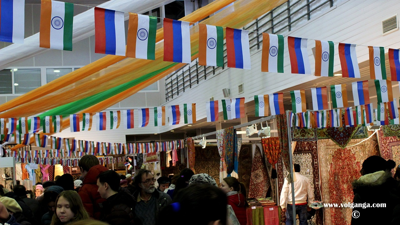 Indian Fair in Yaroslavl (2015)