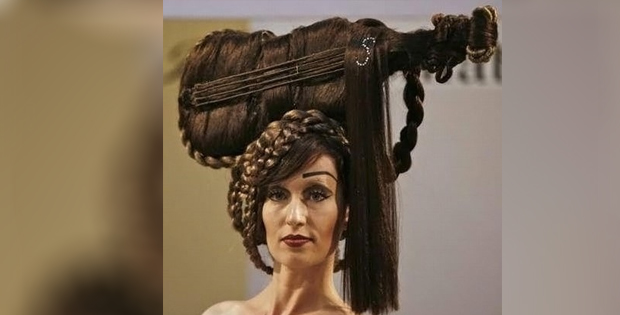 Most Crazy, Creative And Weird Hairstyles For Everyone