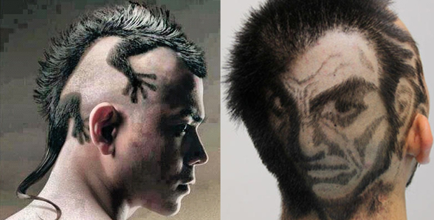 Remarkable Most Crazy Creative And Weird Hairstyles For Everyone Volganga Hairstyles For Men Maxibearus