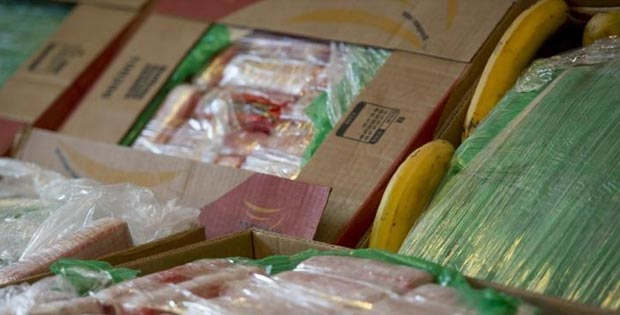 80 kg of cocaine found instead of bananas in the Frech Auchan