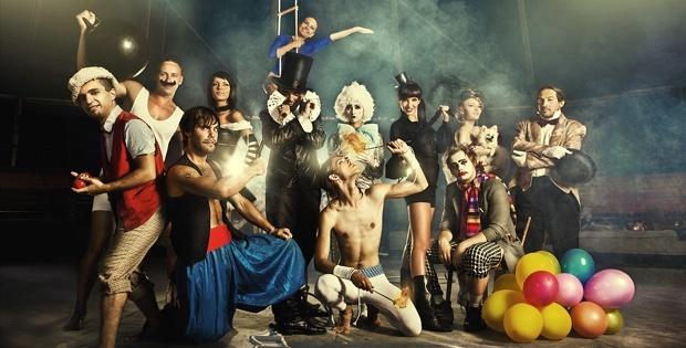 The Circus. Photographer: Ashot Gevorkyan.