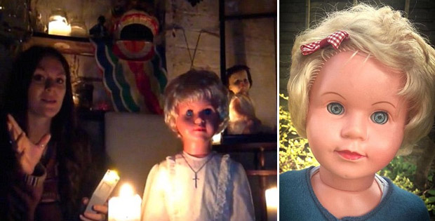 Peggy the Haunted Doll Causes Pain in Those who Look at Her: Will You Dare, too?