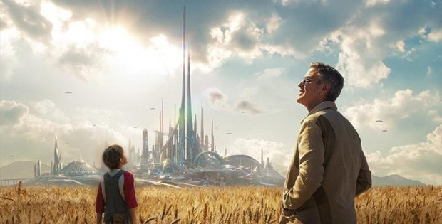 Tomorrowland (2015): Trailer & Film Review