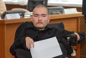 Valery Spiridonov, the head donor