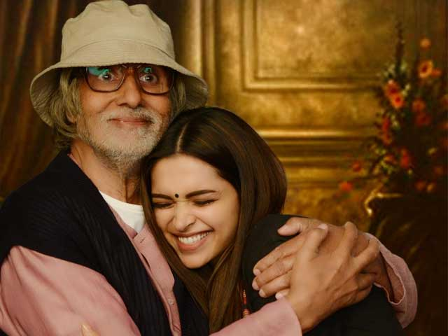 Piku and her father