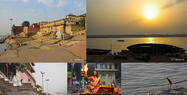 Banaras: morning-to-night mystery