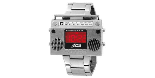 Boombox watch