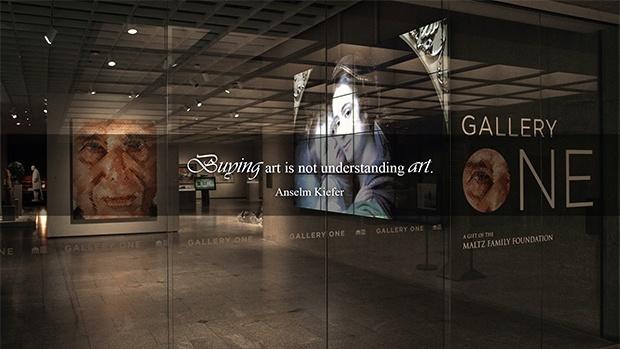 Buying art is not understanding art. (Anselm Kiefer)