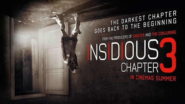 Insidious: Chapter 3. Poster