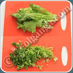 Summer salad. Step 07