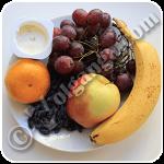 Fruit salad ingrediets