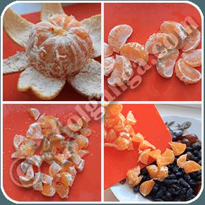 Step Mandarin Orange