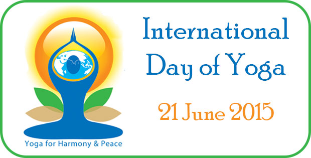 Happy International Day of Yoga