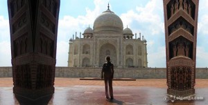 India's Government launches free Wi-Fi at Taj Mahal