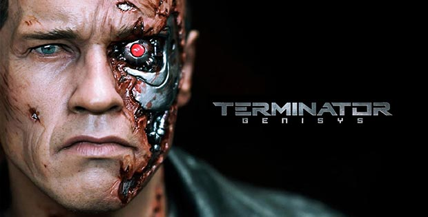 Terminator Genisys (2015) / Terminator 5: Trailer & Film Review