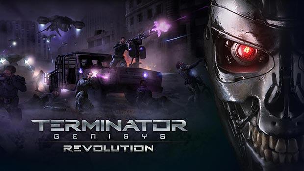 Terminator Genisys wallpaper