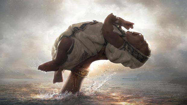 Bahubali. The Beginning Movie HD wallpapers