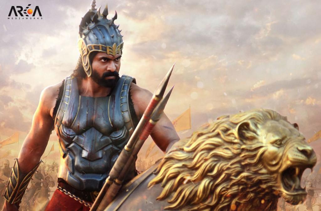 Bahubali (2015) DVDRip Telugu Full Movie Watch Online Free