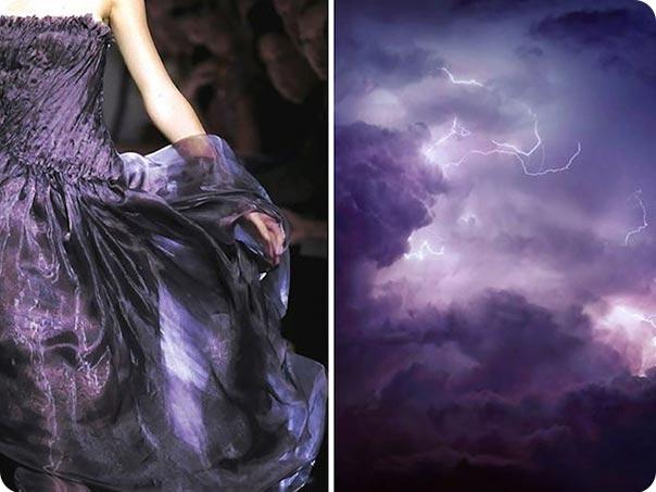 Project 'Fashion & Nature' by Lilia Khudyakova
