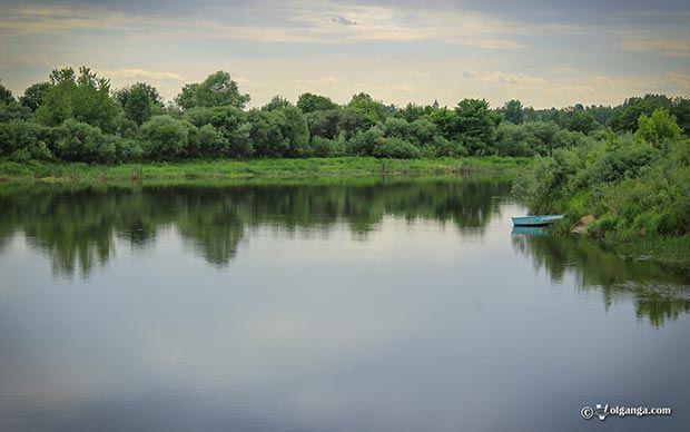 Generous Russian Nature HD wallpapers. Silent bay
