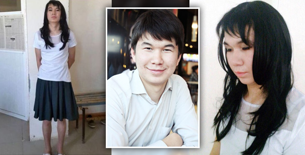 Student disguises as his girlfriend to give exam for her