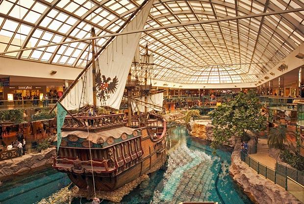 West Edmonton Mall, Albert, Canada