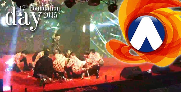 ADCC Infocad's employees show their talent at 17th Foundation Day celebration